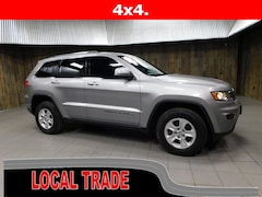 Used 2017 Jeep Grand Cherokee Laredo 4x4 SUV 1C4RJFAG1HC627397 for Sale in Plymouth, IN at Auto Park Buick GMC