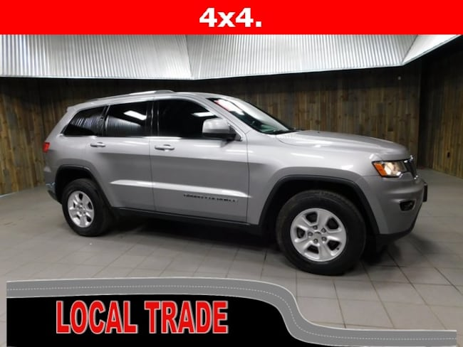 Used 2017 Jeep Grand Cherokee For Sale In Plymouth In Near South