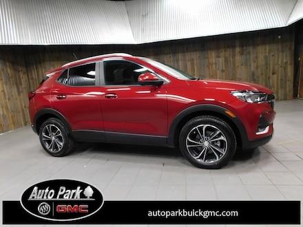2020 Buick Encore GX Select SUV KL4MMDS21LB085414