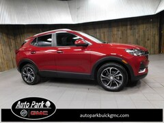 New 2020 Buick Encore GX Select SUV KL4MMDS21LB085414 for Sale in Plymouth, IN at Auto Park Buick GMC