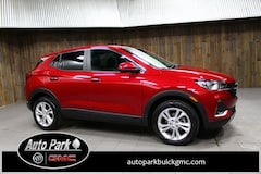 New 2020 Buick Encore GX Preferred SUV KL4MMCSL5LB135539 for Sale in Plymouth, IN at Auto Park Buick GMC