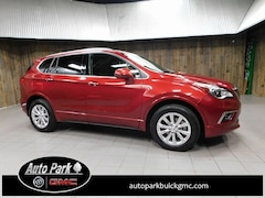 2017 Buick Envision Essence SUV for Sale in Plymouth, IN at Auto Park Buick GMC