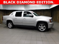 Used 2013 Chevrolet Avalanche LT Black Diamond Truck Crew Cab 3GNTKFE79DG314027 for Sale in Plymouth, IN at Auto Park Buick GMC