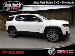 New 2020 GMC Acadia AT4 SUV 1GKKNLLS6LZ125243 for Sale in Plymouth, IN at Auto Park Buick GMC