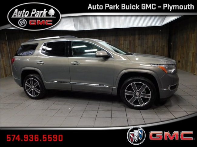 New 2019 GMC Acadia Denali SUV 1GKKNXLS9KZ146366 for Sale in Plymouth, IN at Auto Park Buick GMC