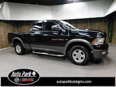 Used 2012 Ram 1500 SLT Truck Quad Cab 1C6RD7GT0CS192914 for Sale in Plymouth, IN at Auto Park Buick GMC