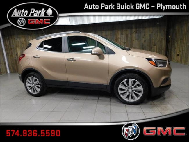 New 2019 Buick Encore Preferred SUV KL4CJASB5KB730504 for Sale in Plymouth, IN at Auto Park Buick GMC