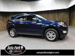 Used 2017 Chevrolet Equinox LT SUV for Sale in Plymouth, IN at Auto Park Buick GMC