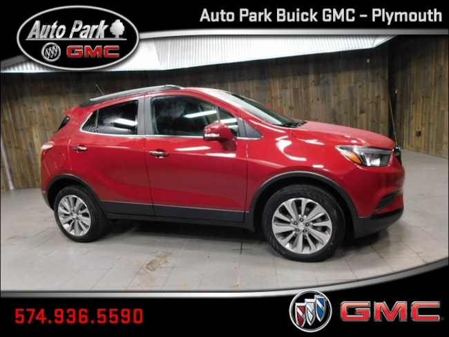 New 2019 Buick Encore Preferred SUV KL4CJESB5KB762733 for Sale in Plymouth, IN at Auto Park Buick GMC