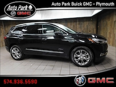 New 2019 Buick Enclave Avenir SUV 5GAEVCKWXKJ150478 for Sale in Plymouth, IN at Auto Park Buick GMC