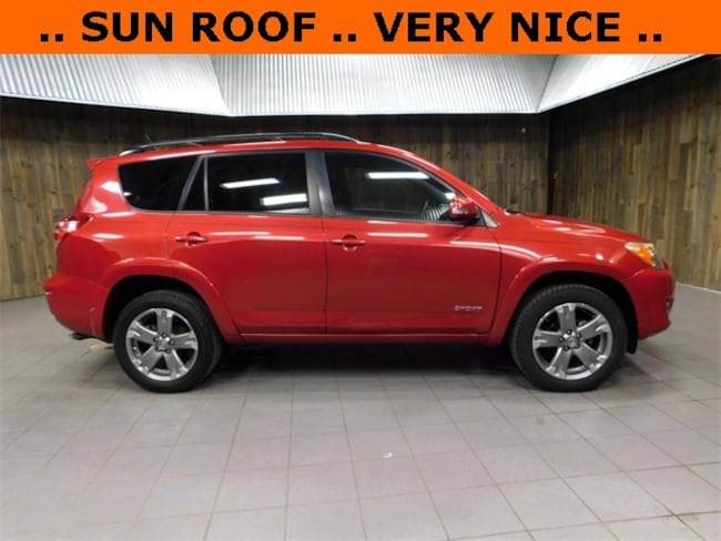 Used 2012 Toyota RAV4 Sport SUV for Sale in Plymouth, IN at Auto Park Buick GMC