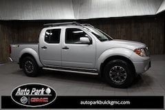 Used 2019 Nissan Frontier PRO-4X Truck Crew Cab 1N6AD0EV0KN731852 for Sale in Plymouth, IN at Auto Park Buick GMC