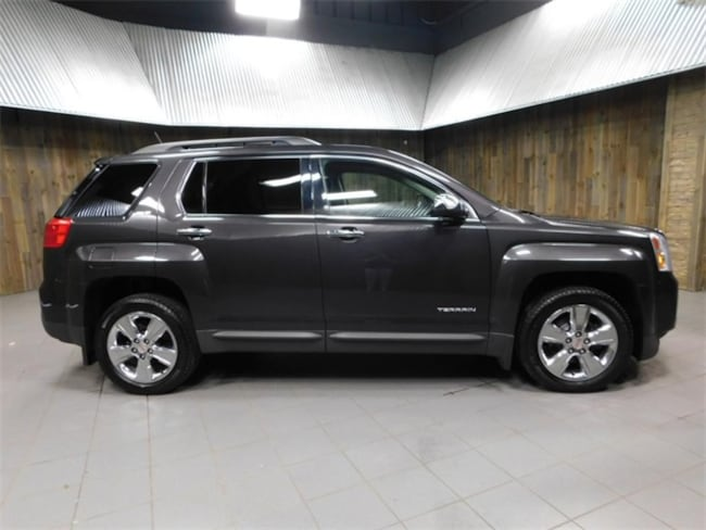 Used 2015 GMC Terrain SLT-1 SUV for Sale in Plymouth, IN at Auto Park Buick GMC