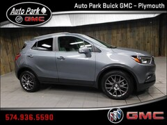 New 2019 Buick Encore Sport Touring SUV KL4CJ1SB4KB820078 for Sale in Plymouth, IN at Auto Park Buick GMC