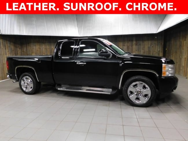 Used 2011 Chevrolet Silverado 1500 LTZ Truck Extended Cab for Sale in Plymouth, IN at Auto Park Buick GMC
