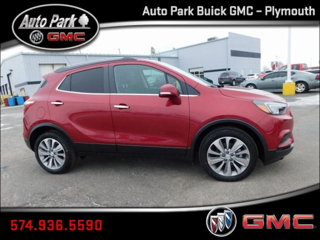 New 2019 Buick Encore Preferred SUV KL4CJASB7KB776836 for Sale in Plymouth, IN at Auto Park Buick GMC