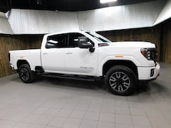 New 2020 GMC Sierra 2500HD AT4 Truck Crew Cab 1GT49PEY7LF213155 for Sale in Plymouth, IN at Auto Park Buick GMC