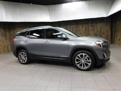 New 2020 GMC Terrain SLT SUV 3GKALPEV3LL213111 for Sale in Plymouth, IN at Auto Park Buick GMC