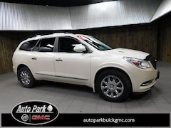 Used 2015 Buick Enclave Premium SUV for Sale in Plymouth, IN at Auto Park Buick GMC