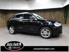 Used 2016 Audi Q3 2.0T Premium Plus SUV for Sale in Plymouth, IN at Auto Park Buick GMC