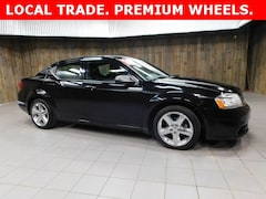 2014 Dodge Avenger SE Sedan for Sale in Plymouth, IN at Auto Park Buick GMC