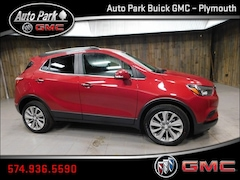 New 2019 Buick Encore Preferred SUV KL4CJASB6KB762264 for Sale in Plymouth, IN at Auto Park Buick GMC