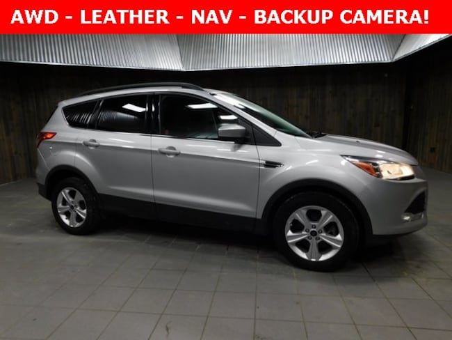 Used 2014 Ford Escape SE SUV for Sale in Plymouth, IN at Auto Park Buick GMC