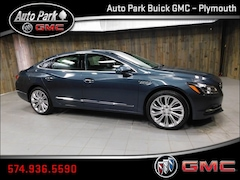 New 2019 Buick LaCrosse Premium Sedan 1G4ZS5SS6KU110121 for Sale in Plymouth, IN at Auto Park Buick GMC