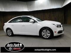 Used 2015 Chevrolet Cruze 1LT Auto Sedan for Sale in Plymouth, IN at Auto Park Buick GMC