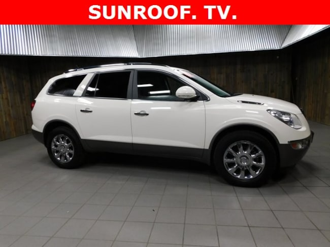 Used 2012 Buick Enclave Leather SUV for Sale in Plymouth, IN at Auto Park Buick GMC