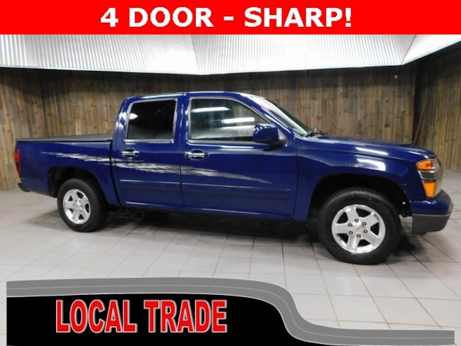 Used 2012 Chevrolet Colorado Truck Crew Cab for Sale in Plymouth, IN at Auto Park Buick GMC