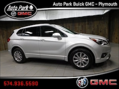 New 2019 Buick Envision Essence SUV LRBFX2SA7KD109413 for Sale in Plymouth, IN at Auto Park Buick GMC