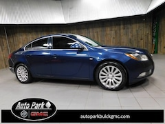 Used 2011 Buick Regal CXL Turbo Sedan for Sale in Plymouth, IN at Auto Park Buick GMC