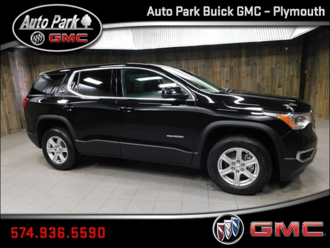 New 2019 GMC Acadia SLE-1 SUV 1GKKNRLA5KZ195146 for Sale in Plymouth, IN at Auto Park Buick GMC