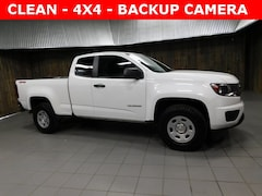 Used 2016 Chevrolet Colorado WT Truck Extended Cab 1GCHTBEA3G1238002 for Sale in Plymouth, IN at Auto Park Buick GMC