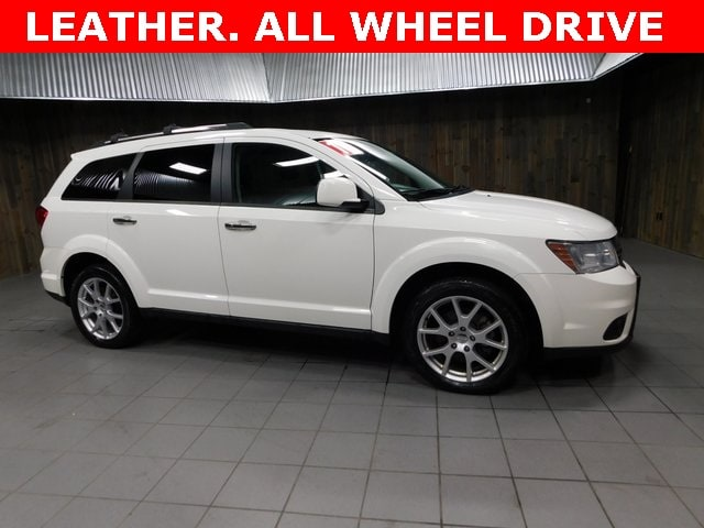 Used 2017 Dodge Journey GT SUV for sale in Plymouth, IN at Auto Park Buick GMC
