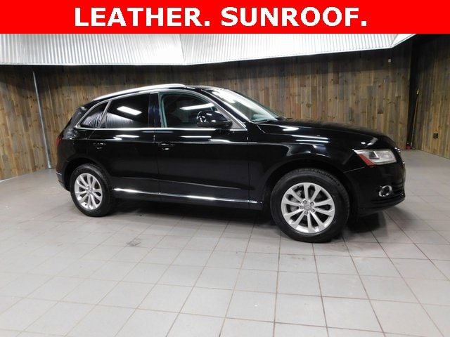 Used 2014 Audi Q5 2.0T Premium (Tiptronic) SUV for sale in Plymouth, IN at Auto Park Buick GMC