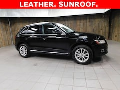 Used 2014 Audi Q5 2.0T Premium (Tiptronic) SUV WA1CFAFP0EA002087 for Sale in Plymouth, IN at Auto Park Buick GMC