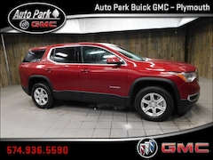 New 2019 GMC Acadia SLE-1 SUV 1GKKNKLA5KZ154801 for Sale in Plymouth, IN at Auto Park Buick GMC