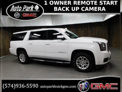 Gmc Yukon Xl For Sale >> Used 2019 Gmc Yukon Xl For Sale In Plymouth In Near South Bend Mishawaka In B01858