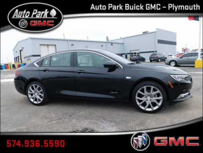 New 2019 Buick Regal Sportback Avenir Hatchback W04GW6SX7K1025494 for Sale in Plymouth, IN at Auto Park Buick GMC
