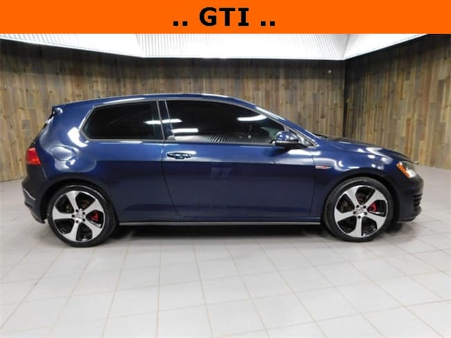 Used 2016 Volkswagen Golf GTI Hatchback for Sale in Plymouth, IN at Auto Park Buick GMC