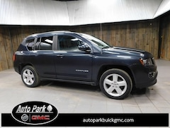Used 2014 Jeep Compass Latitude FWD SUV 1C4NJCEAXED887564 for Sale in Plymouth, IN at Auto Park Buick GMC
