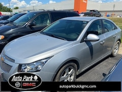 2014 Chevrolet Cruze Sedan for Sale in Plymouth, IN at Auto Park Buick GMC