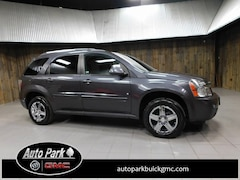 Used 2007 Chevrolet Equinox LT SUV for Sale in Plymouth, IN at Auto Park Buick GMC