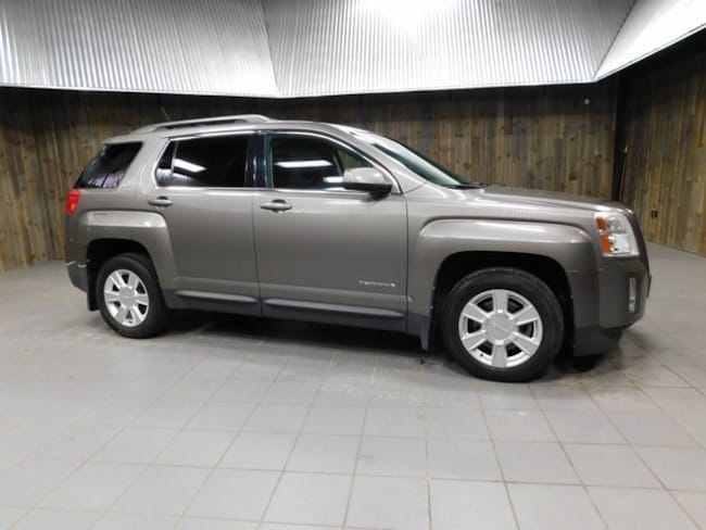 Used 2012 GMC Terrain SLT-1 AWD SUV for Sale in Plymouth, IN at Auto Park Buick GMC