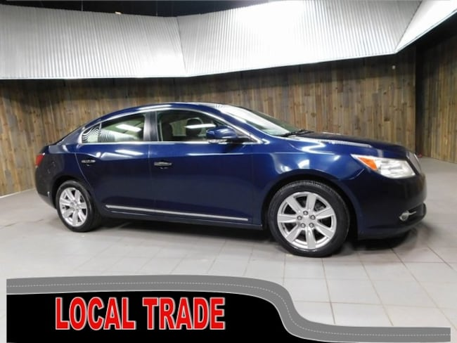 Used 2011 Buick LaCrosse CXL Sedan for Sale in Plymouth, IN at Auto Park Buick GMC
