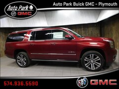 New 2019 GMC Yukon XL Denali SUV 1GKS2HKJ5KR276541 for Sale in Plymouth, IN at Auto Park Buick GMC