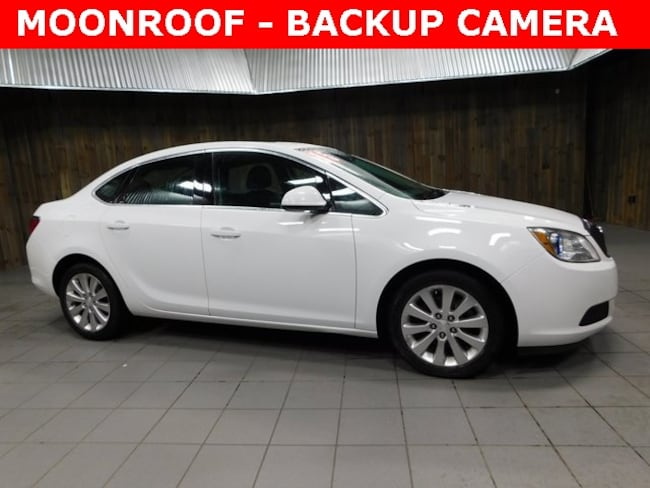 Used 2015 Buick Verano Base Sedan for Sale in Plymouth, IN at Auto Park Buick GMC