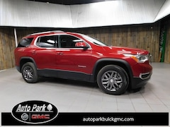 Used 2019 GMC Acadia SLT-1 SUV for Sale in Plymouth, IN at Auto Park Buick GMC
